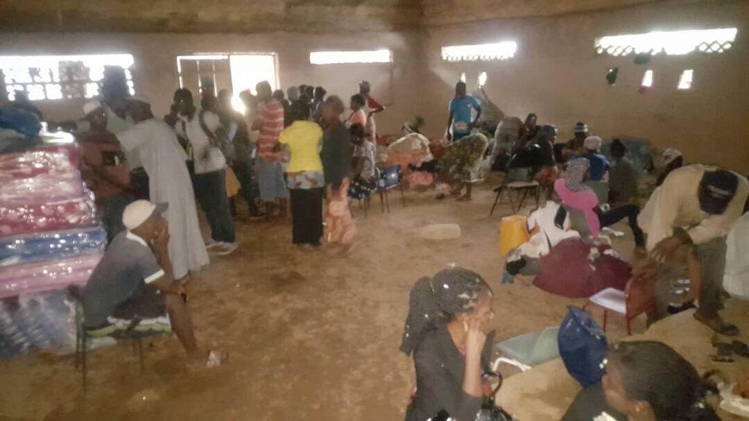 Sierra Leone Mudslide Assistance